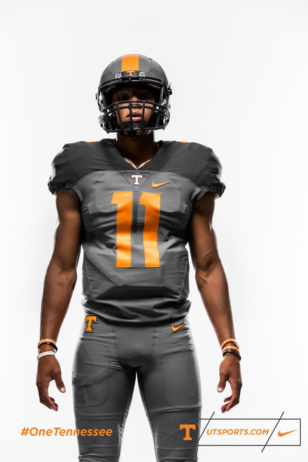 smokey grey tennessee jersey