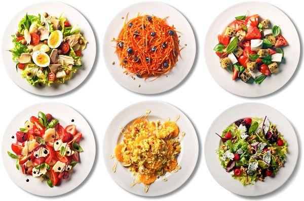 101 salad recipes