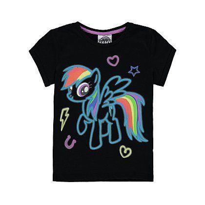 For t dark glow shirts little girls the in men