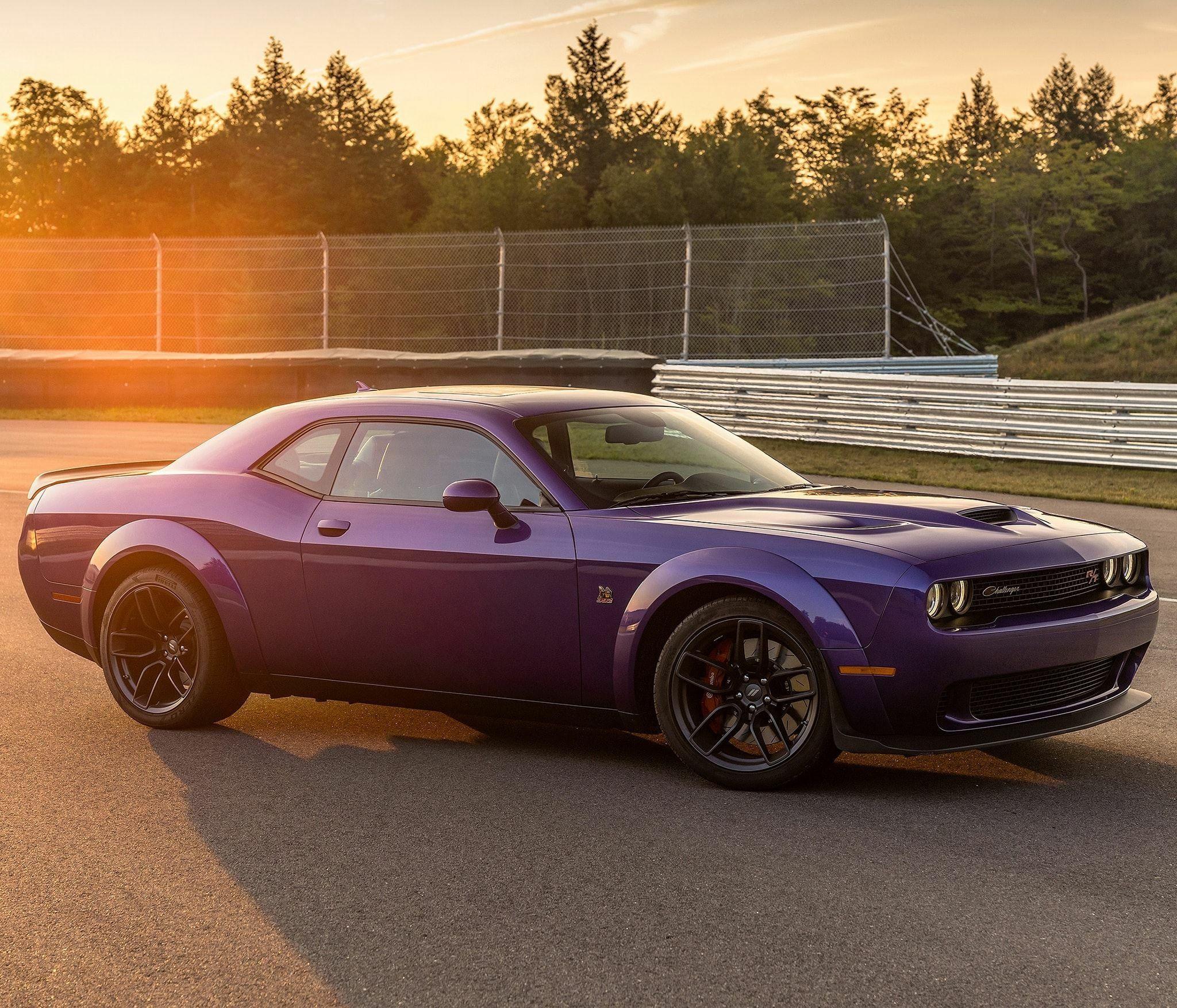 Dodge ScatPack Widebody Challenger