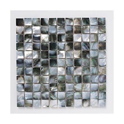 Mosaic Shell Tile 305mm X 305mm 1 Sheet Mosaic Tiles Glass Tile Borders Mosaic