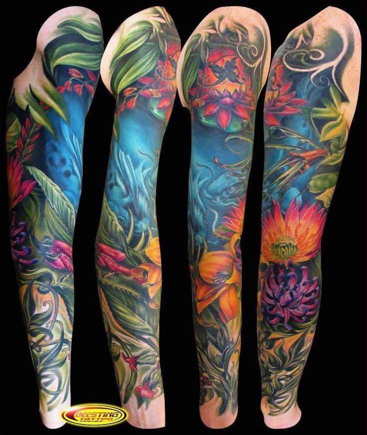 860fa52b93800a59a2db9be4ace5aa35 Jpg 736 873 Sleeve Tattoos For Women Sleeve Tattoos Tattoo Sleeve Filler