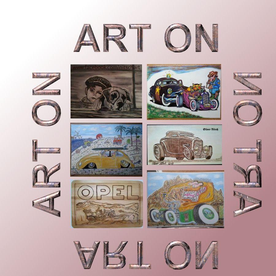 LINKOGRAPH » ART ON. Bilder, Gemälde und anderes Sammerlsurium http://ow.ly/KLFRf