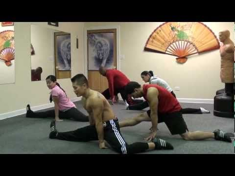full middle split flexibility training for beginners  if