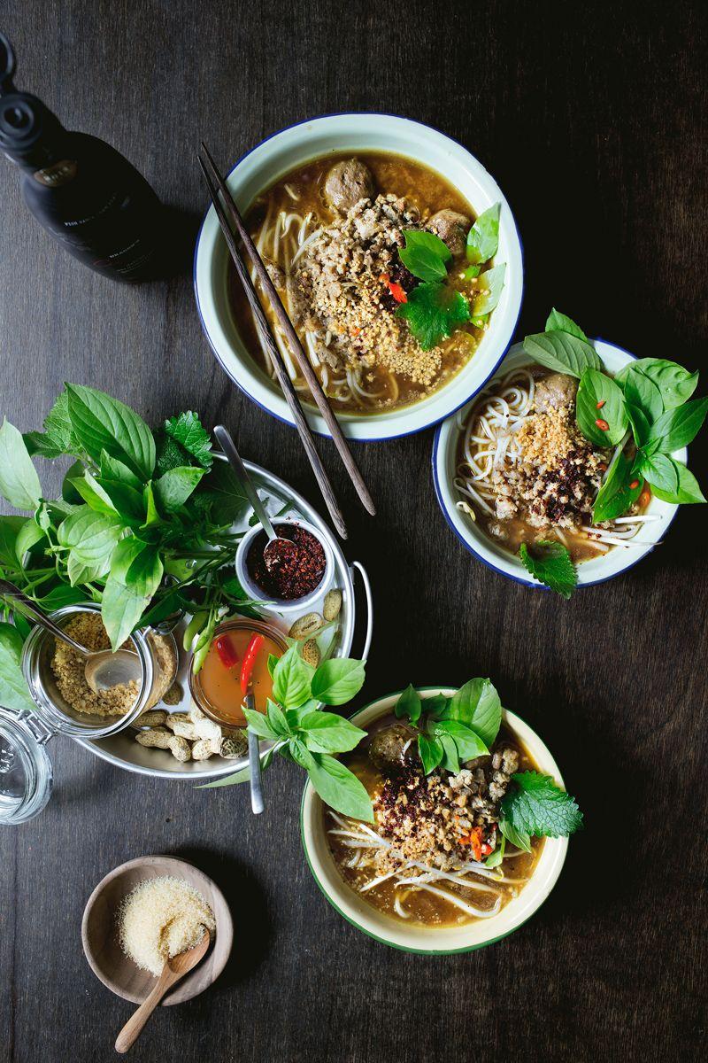 that spicy sour thai street noodle rezept asiatische. Black Bedroom Furniture Sets. Home Design Ideas