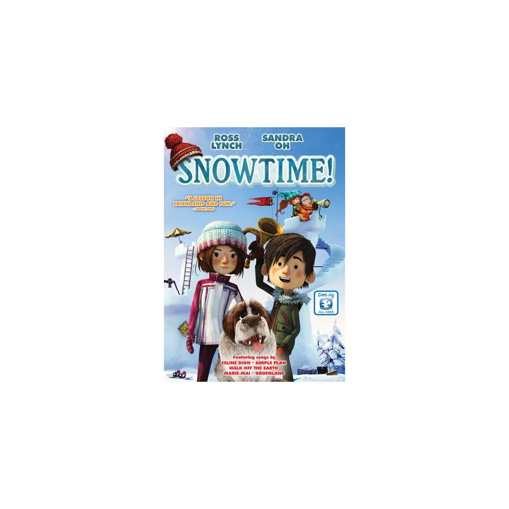 Snowtime (Dvd), Movies