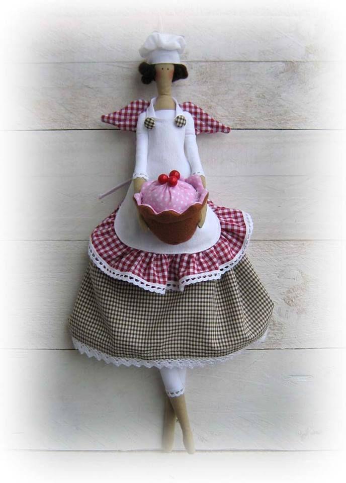 Tilda Love ❤ | Tilda | Pinterest | Puppen, Puppenhaus puppen und ...