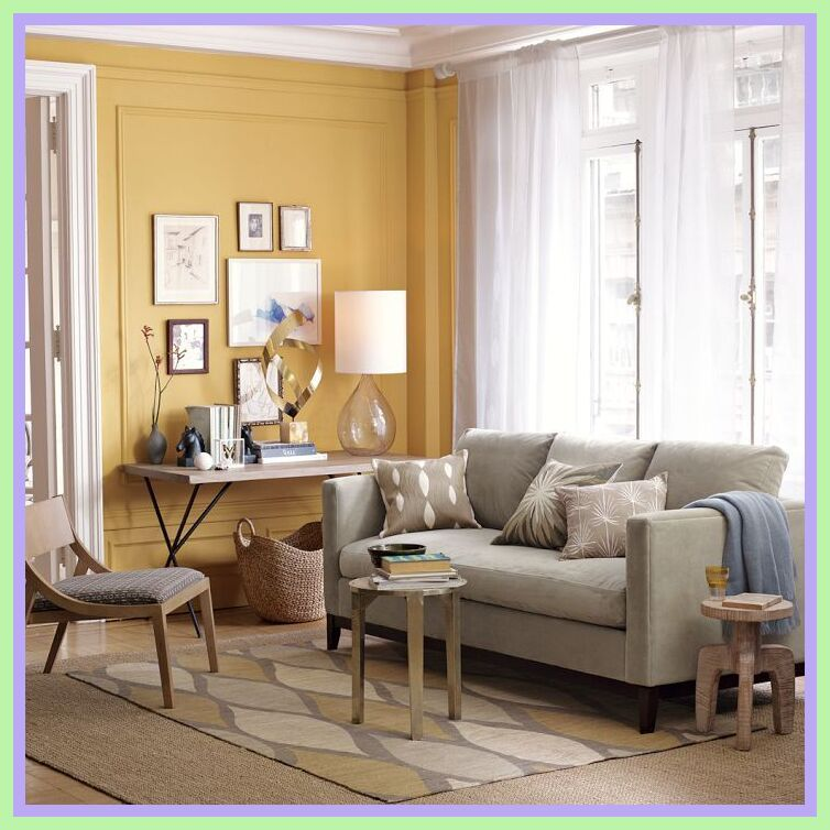 63 Reference Of Mustard Yellow Living Room Chair In 2020 Yellow