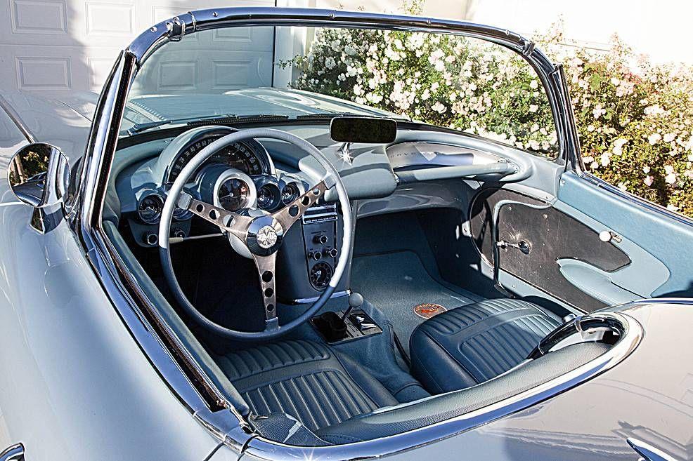 Dual Quad 1958 Chevrolet Corvette 4-Speed | Bring a Trailer ...