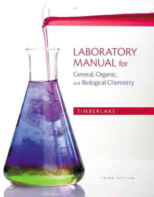General, Organic, and Biological Chemistry Products Pinterest
