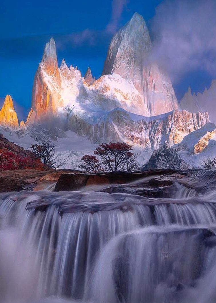 Coiour My World Patagonia Argentina By Greg Boratyn Landscape Photography Nature Nature Photography
