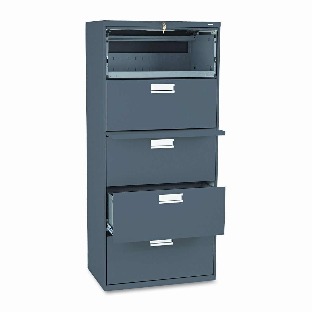 600 Series 30 W 5 Drawer File Lateral File Filing Cabinet