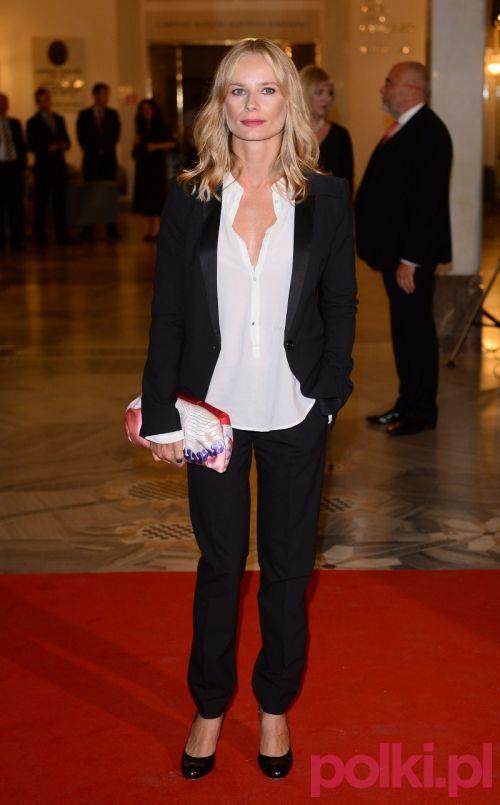 Magdalena Cielecka Zostala Polska Angelina Jolie Fashion Her Style Women