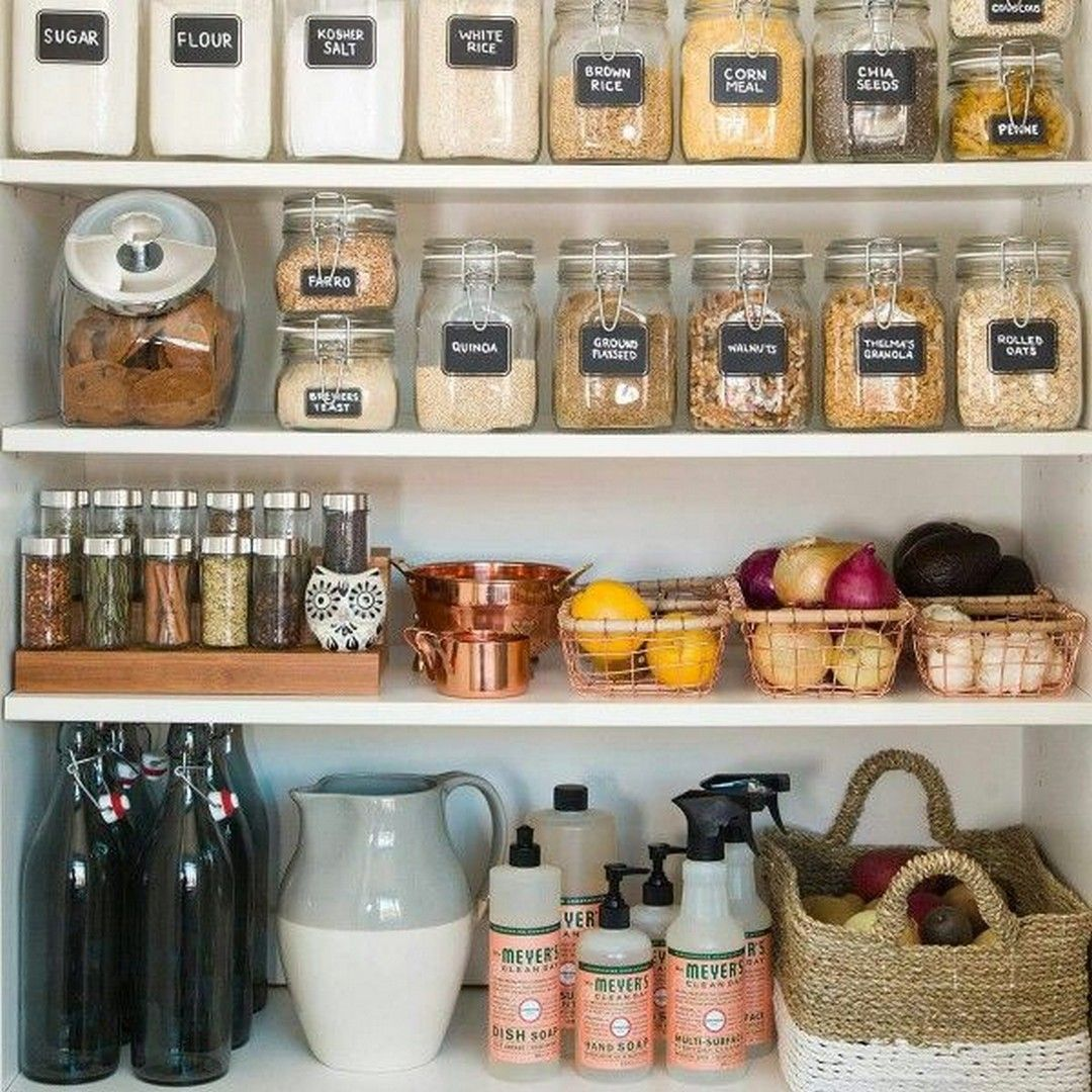 23 Kitchen Organizing Solutions That Actually Work Https Kitchendecorpad 2018