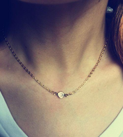 Joyería moda de nueva Bohemia del acoplamiento de cadena cristal collar de la gota para muchacha mujer venta al por mayor N1648