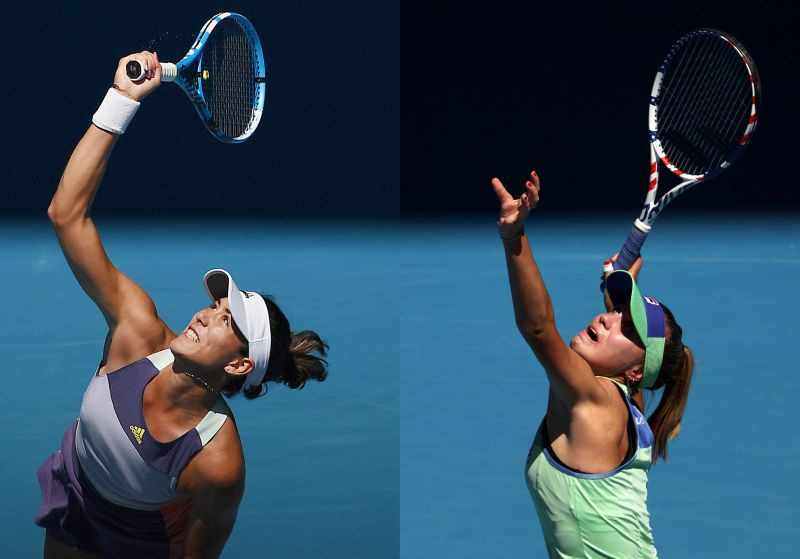 Garbine Muguruza Vs Sofia Kenin Women S Singles Final Preview And Prediction In 2020 Garbine Muguruza Muguruza Australian Open