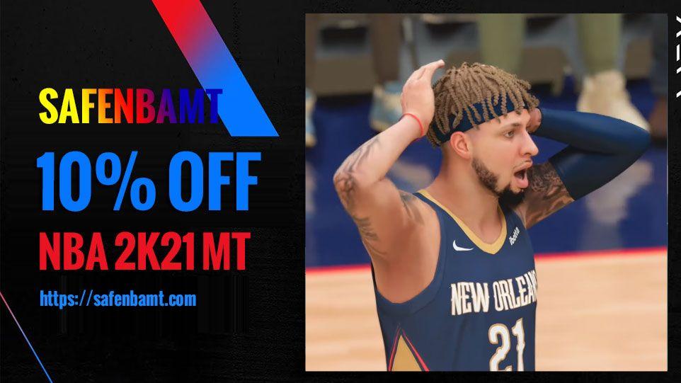 NBA2K22 Hud