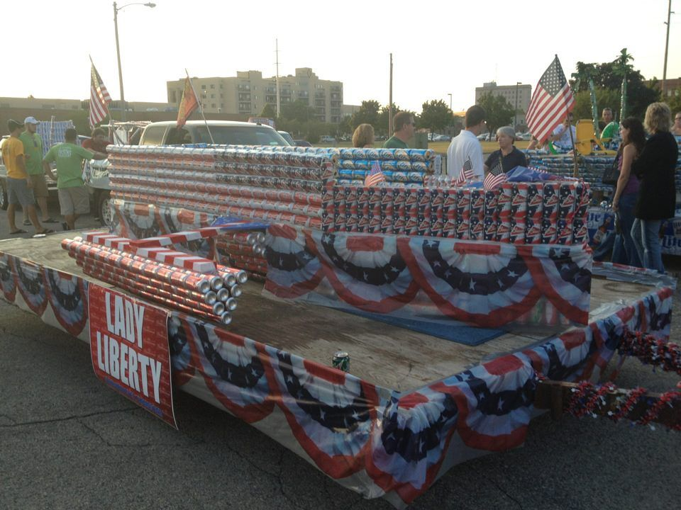 regatta boat oshkosh wi supporting our troops! | Outdoor ...