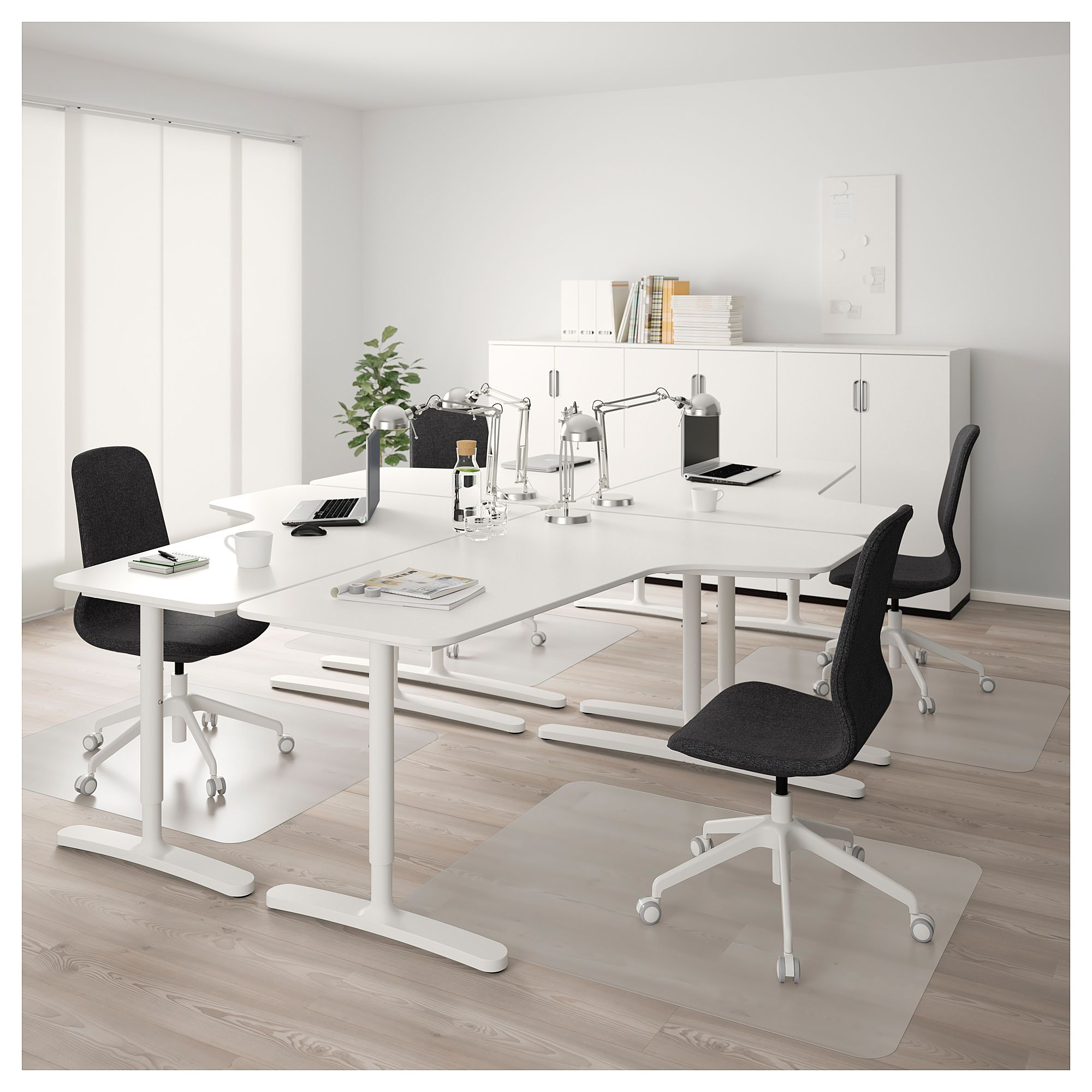 Bekant Corner Desk Right White Ikea Home Office Design Ikea Bekant Ikea Bekant Desk