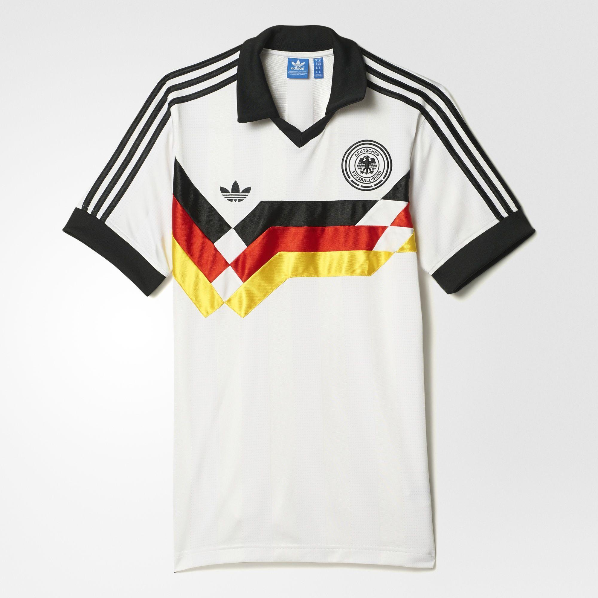 adidas - Germany Home Jersey