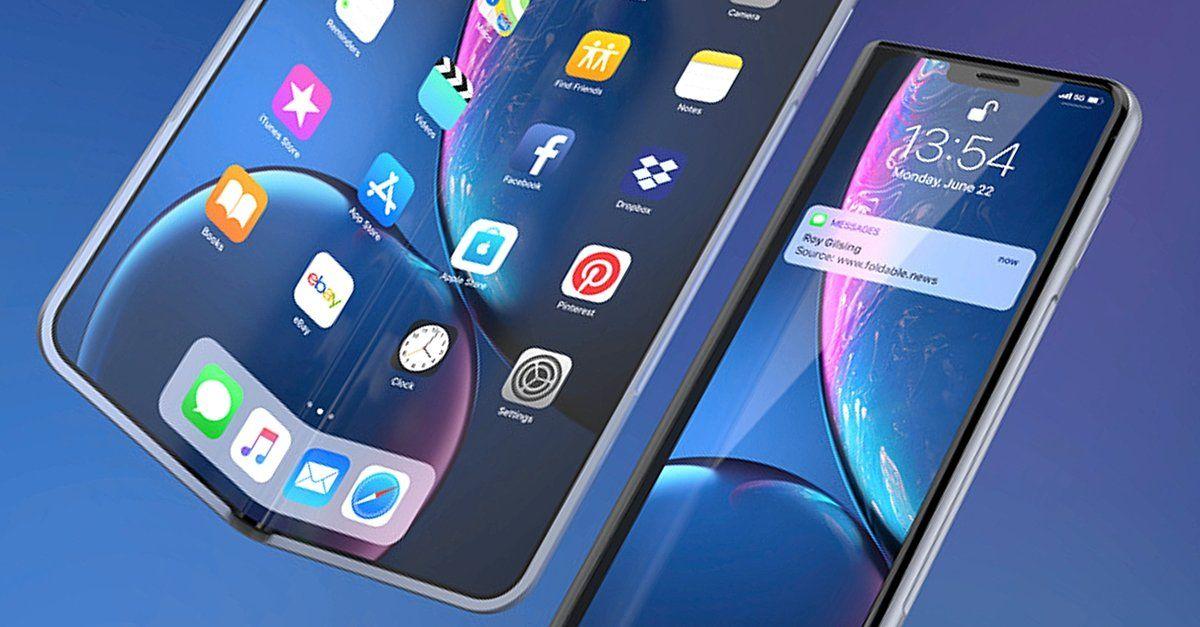 Iphone Mit Flexiblem Display Samsung Macht Apple Ein Angebot Samsung Smartphone Display Iphone