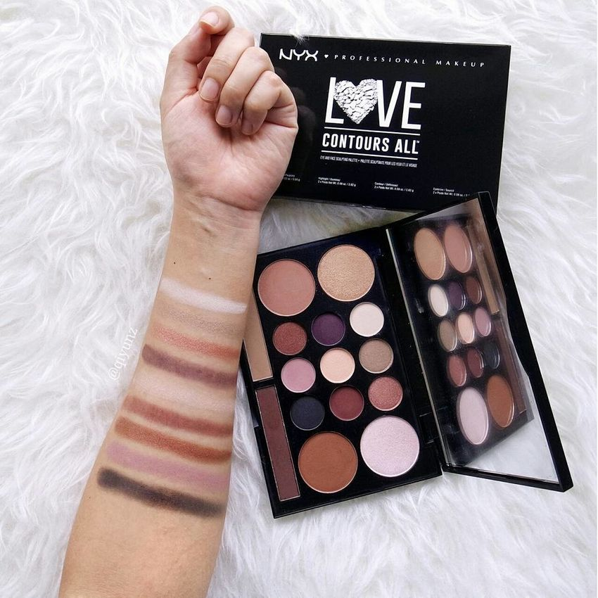 Coffret Maquillage Nyx-5447