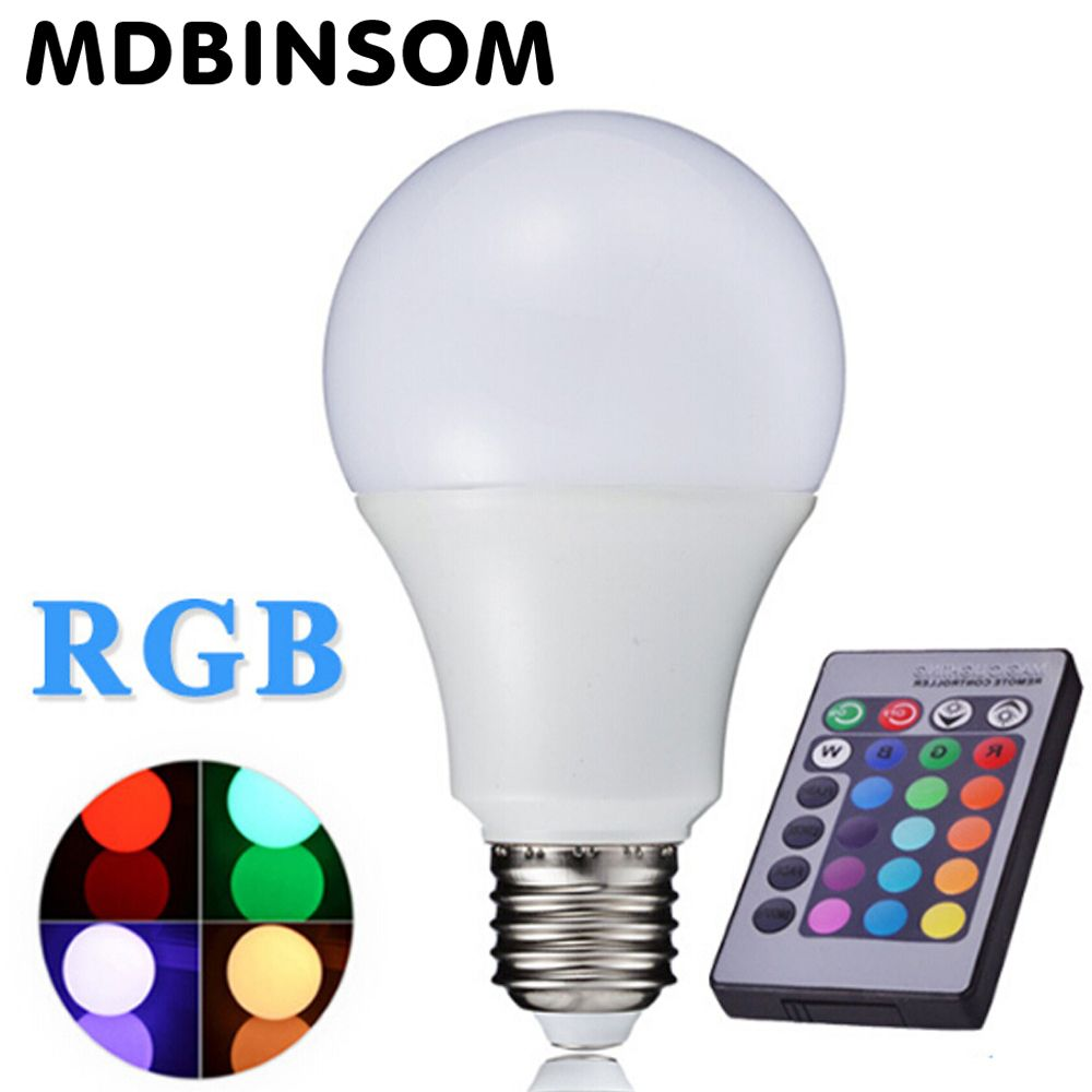 Find More Led Bulbs Tubes Information About E27 Rgb Led Bulbs