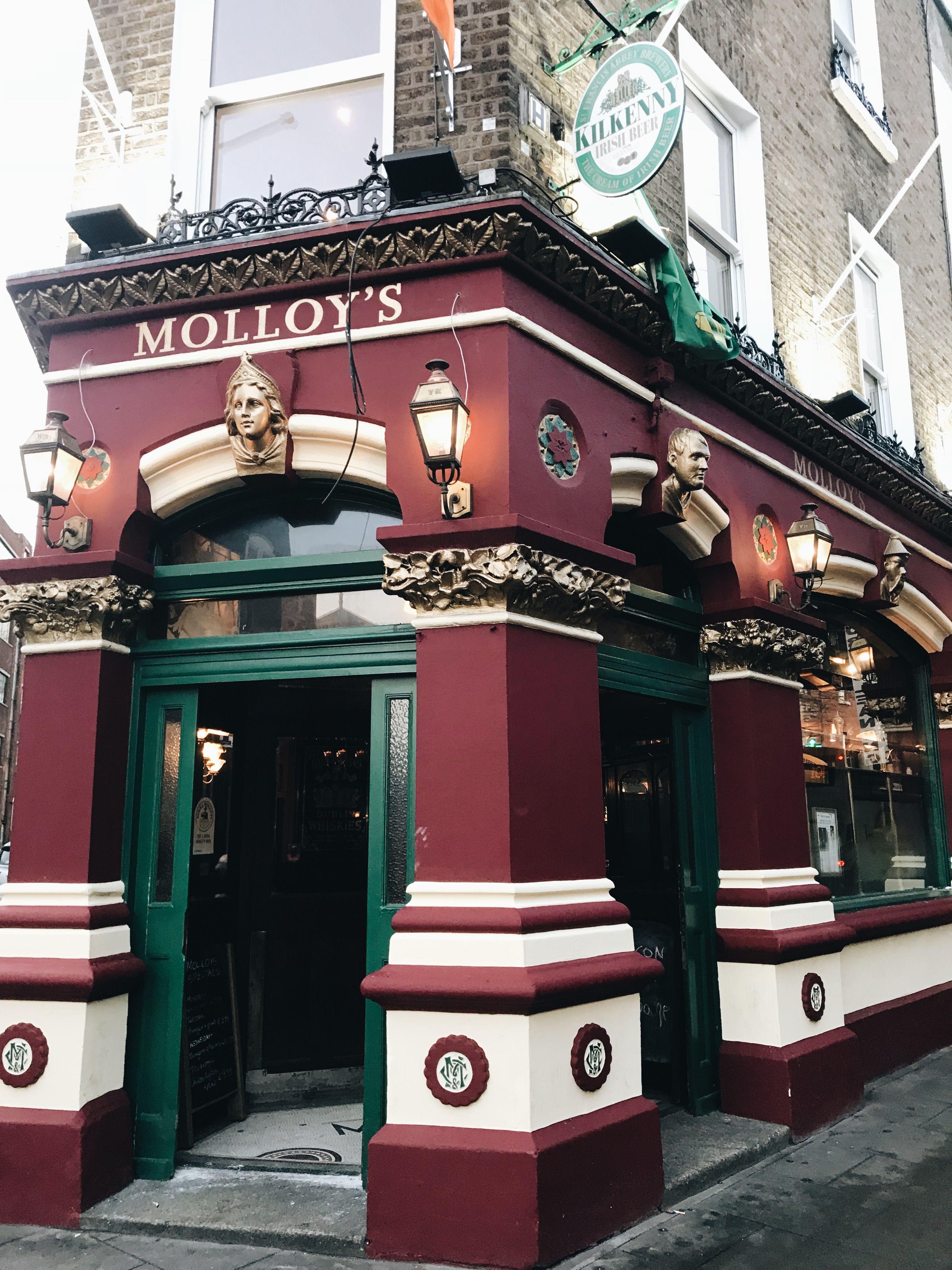 Molloy's Pub Dublin, Ireland Pub, Dublin, Popcorn maker