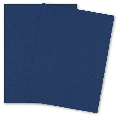 Basis Colors 8 5 X 11 Cardstock Paper Navy 80lb Cover 1200 Pk Cardstock Paper Paper Cover Paper