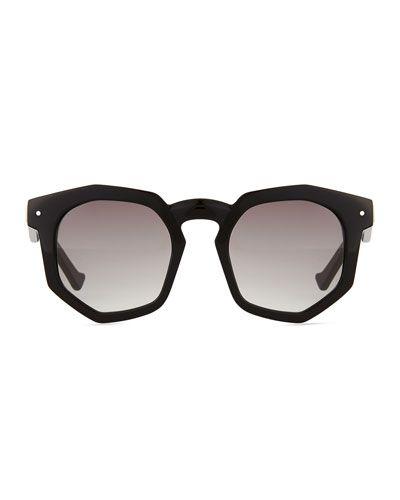 Grey Ant Composite Faceted Plastic Sunglasses, Gray - Поиск в Google