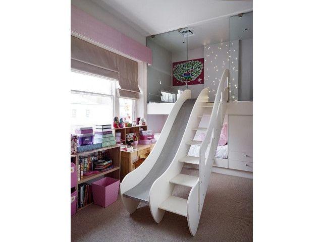 65 id es gain de place avec des lits mezzanine id es pour la maison pinterest lits - Lit mezzanine gain de place ...