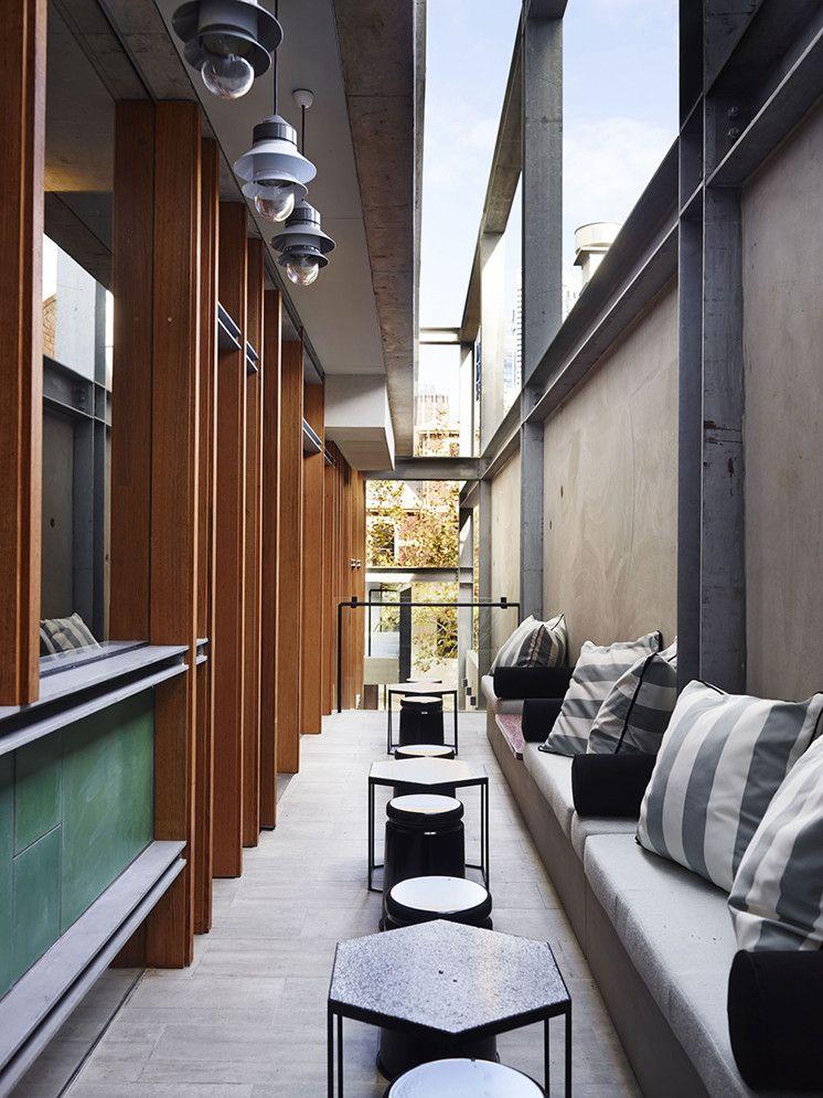 Design Traveler Alex Hotel Perth Greige