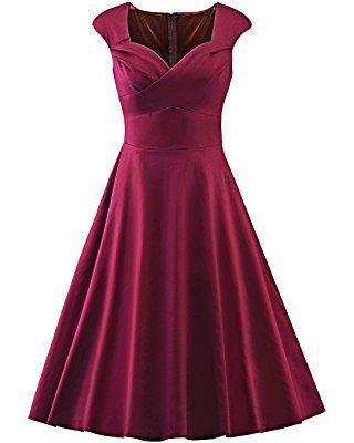 luouse vintage 1950 39 s audrey hepburn robe de soir e. Black Bedroom Furniture Sets. Home Design Ideas