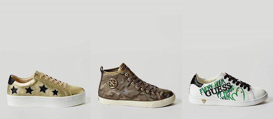 Con Il TaccoTendenze Guess Sandali 2019Sneakers Vs Moda Scarpe Yb7y6gvf
