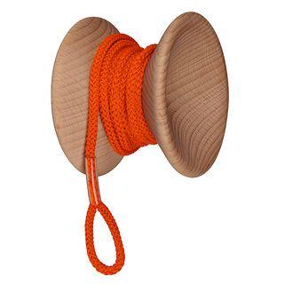 """Patère Yo-Yo, génial!! Va avec les ballon patères, dans l'epsrit """"rétro"""",  """"retour en enfance"""" sans en faire trop. Créateur italien, 31 euros"""