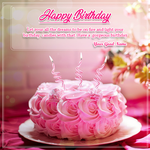 Want To Happy Birthday Greeting Card With Name Online Create Greetings Images Your FreeWhatsapp Status For Wishes