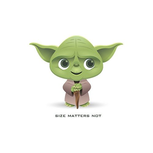 Little Yoda Star wars art, Star wars love, Yoda drawing