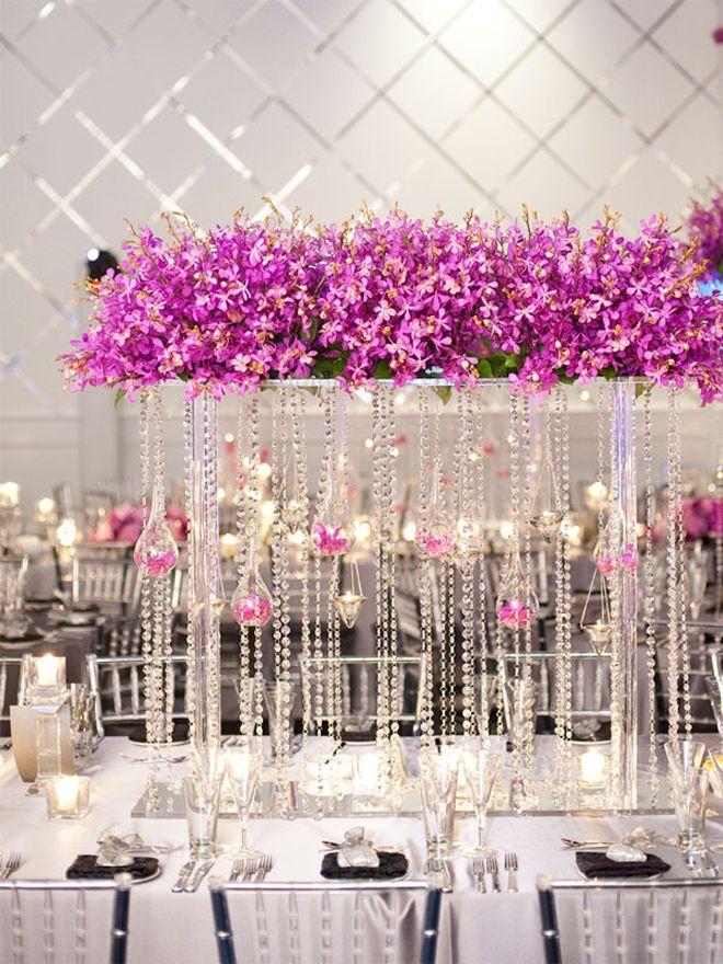 25 centros de mesa Impresionantes - Parte 14 | bellethemagazine.com