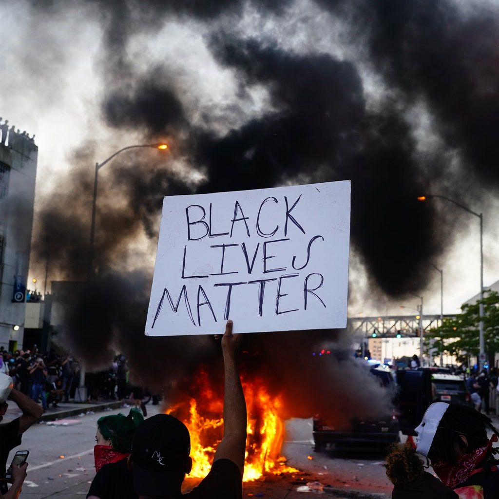 The Revolution Will Not Be Co Opted Black Lives Matter Protest Black Lives Matter Movement Black Lives