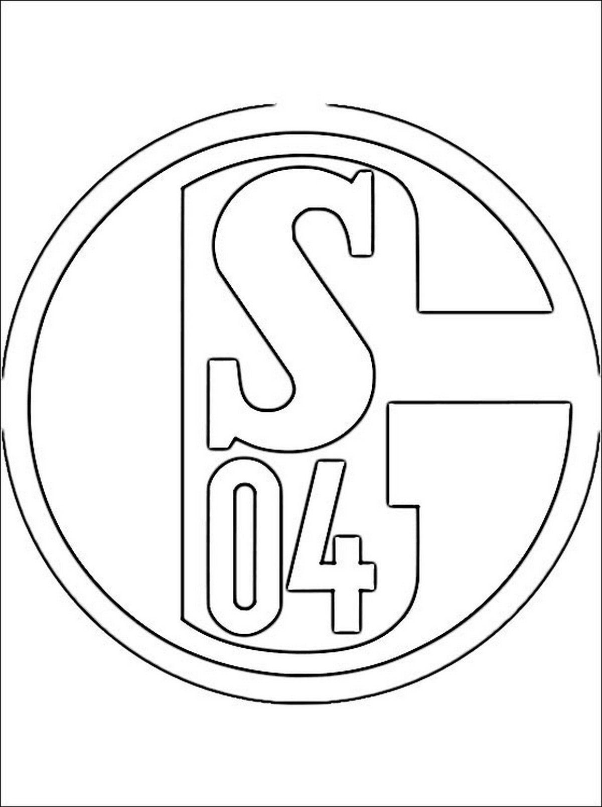 Fussball Ausmalbilder Schalke Ausmalbilder Fussball Ausmalbilder Zum Ausdrucken Ausmalen