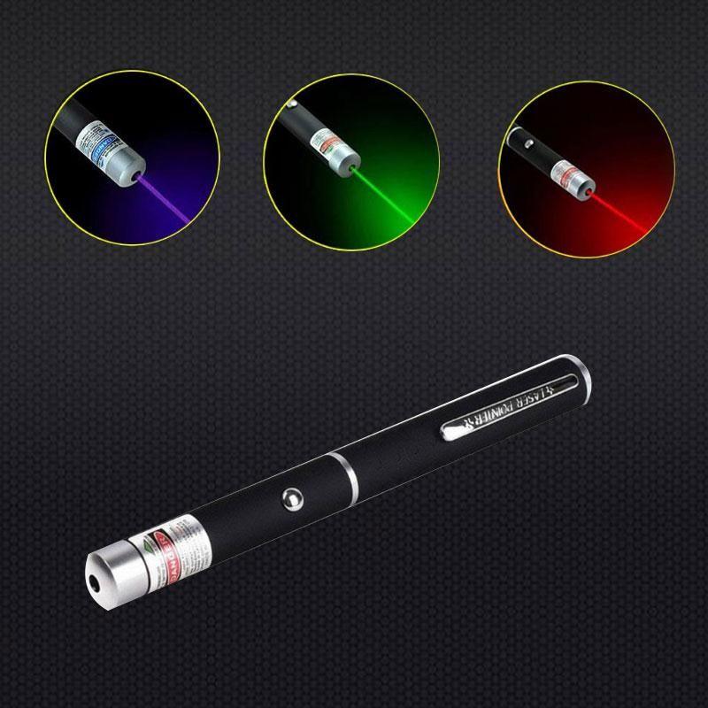 High Quality Red Green Laser Pointer 5mw Powerful 10m 1000m Laser Pen Professional Lazer Pointer Outdoor Tools Green Laser Pointer Laser Pointer Green Laser