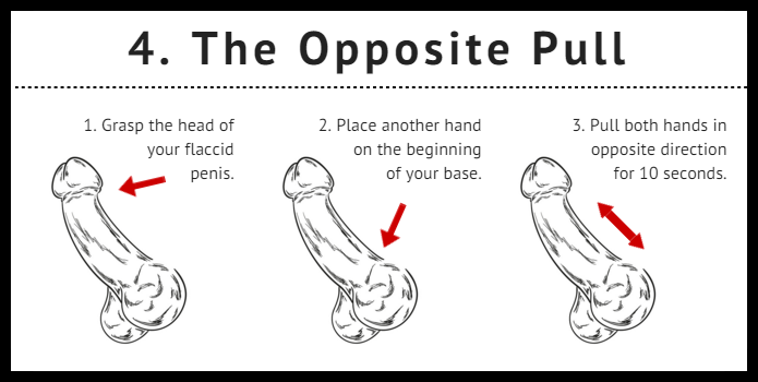 how to work out your penis