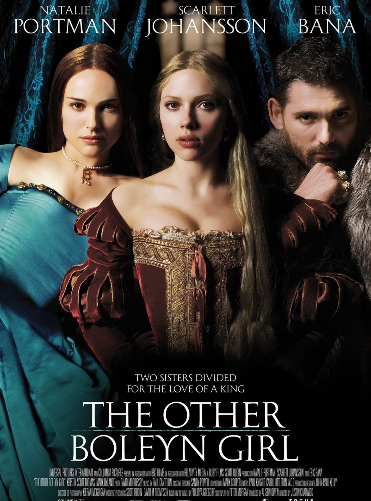 2 Soeurs Pour Un Roi : soeurs, Royal, Movies, Movies,, Film,, Other, Boleyn