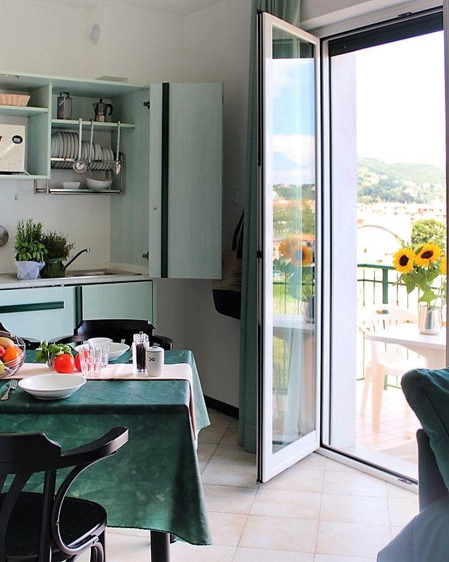 Camere, Appartamenti sul Mare Albissola, Liguria