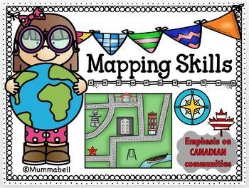 mapping skills grade 2 teaching social studies map skills cardinal directions. Black Bedroom Furniture Sets. Home Design Ideas