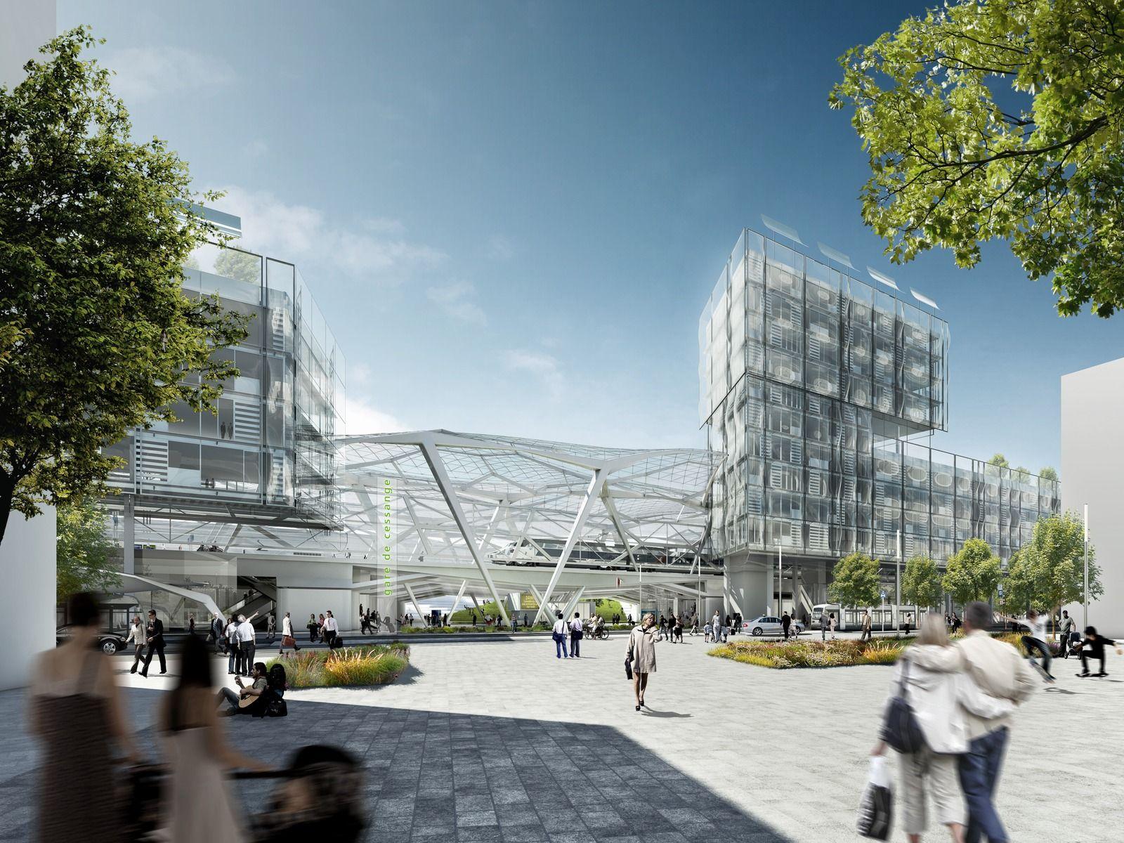 Architekt Luxemburg luxemburg central station pohl architekten stadtplaner 2009