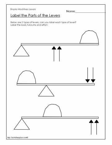 Worksheets Simple Machines Math Fact Worksheets Worksheets