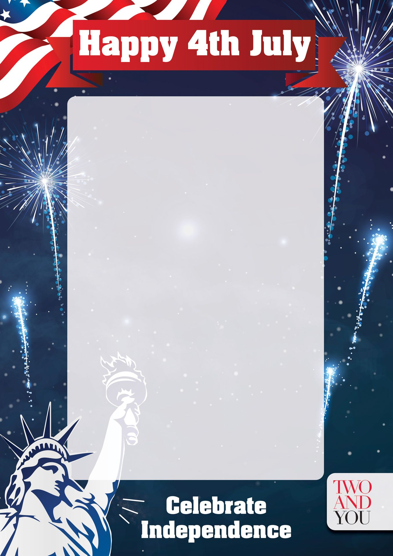 4th july menu template fourth july menu template