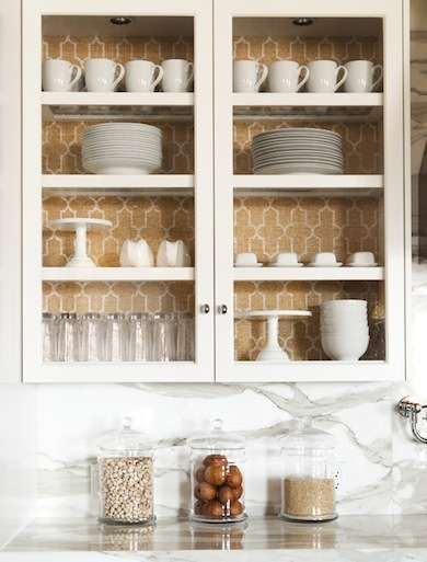 How To Clean Kitchen Cabinets Bob Vila Inside Kitchen Cabinets Inside Cabinets Eclectic Kitchen