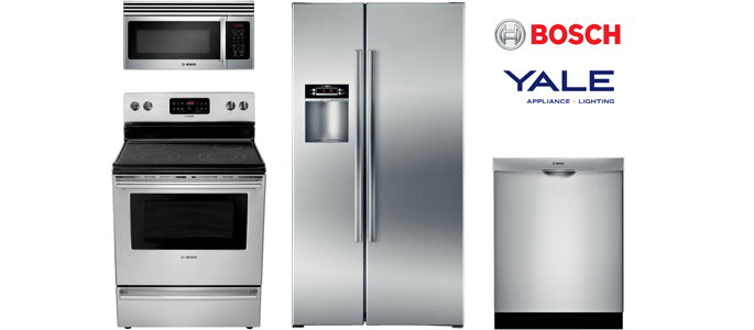 Best Bosch Stainless Kitchen Appliance Packages Reviews From Bosh